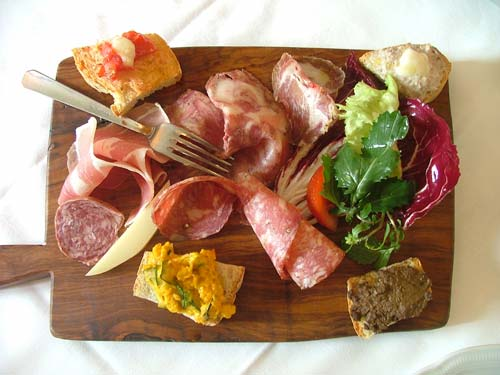 Recipes from Italy: Italian antipasti