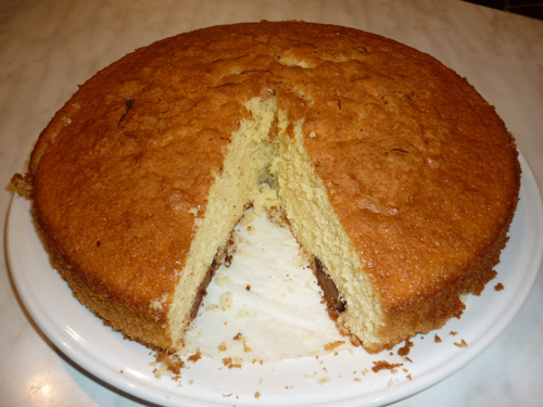 Easy Italian cake recipe: fast and wonderful!