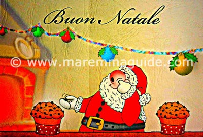 Funny Italian Christmas cards