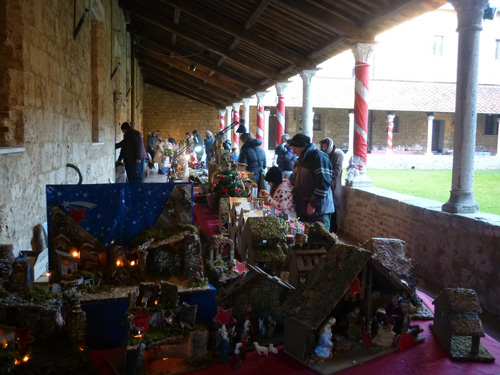 Italian Christmas markets in Maremma and Tuscany Italy