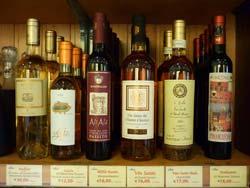 Italian dessert wines