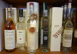 Italian Grappa from Maremma Italy