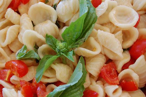 Italian Pasta Dishes: orecchiette
