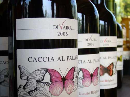 Italian rose wine from Azienda Agricola Di Vaira Vincenzo in Maremma, Italy