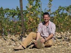 Italian wine producer Gianpaolo Paglia