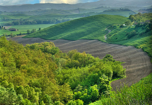 The Maremma  Italy Landscape PhotosItaly Landscape
