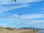 La Fiumara Kite Beach Grosseto