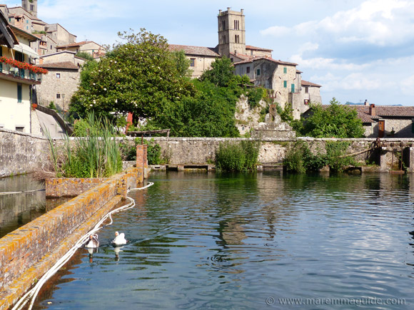 Romeo and Juliet at La Peschiera Santa Fiora.