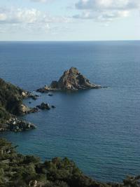 Isola Rossa, Monte Argentario, Maremma