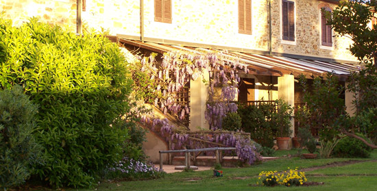 Country Resort Lo Stellino farmhouse accommodation, Tuscany Maremma