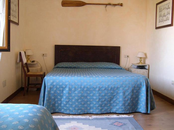 Locanda la Pieve hotel bedroom