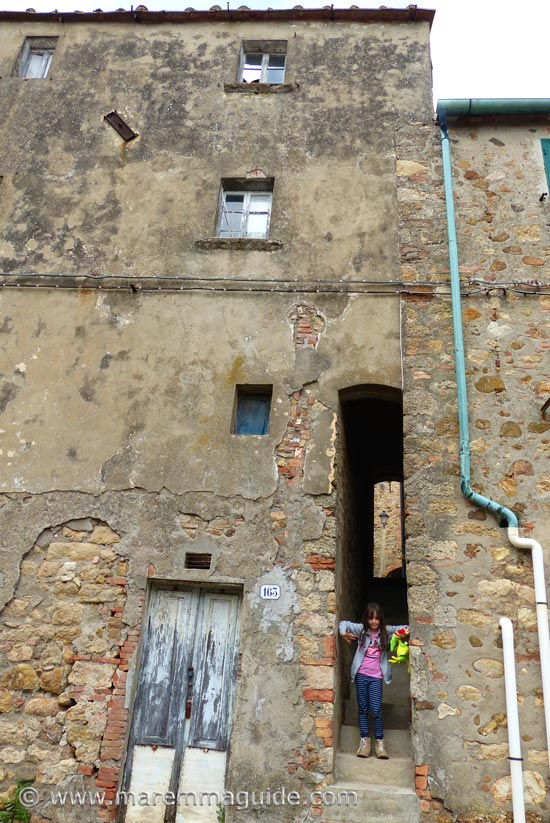 Undiscovered Tuscany: Lustignano in Maremma