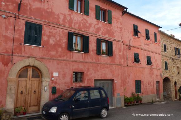 Lustignano Pomarance Tuscany Italy