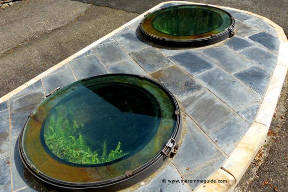 Le cisterne di Lustignano, Pomerance Toscana