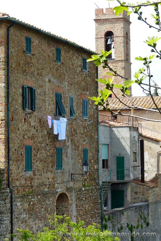Lustignano Maremma Tuscany Italy