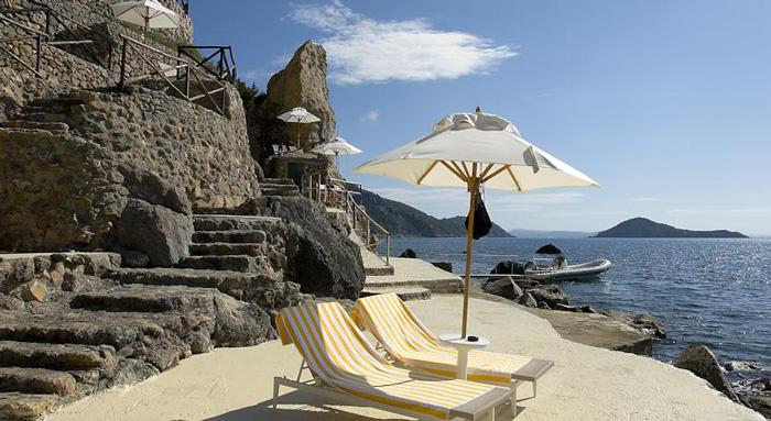 Luxury hotel Maremma: Il Pellicano in Porto Ercole Monte Argentario