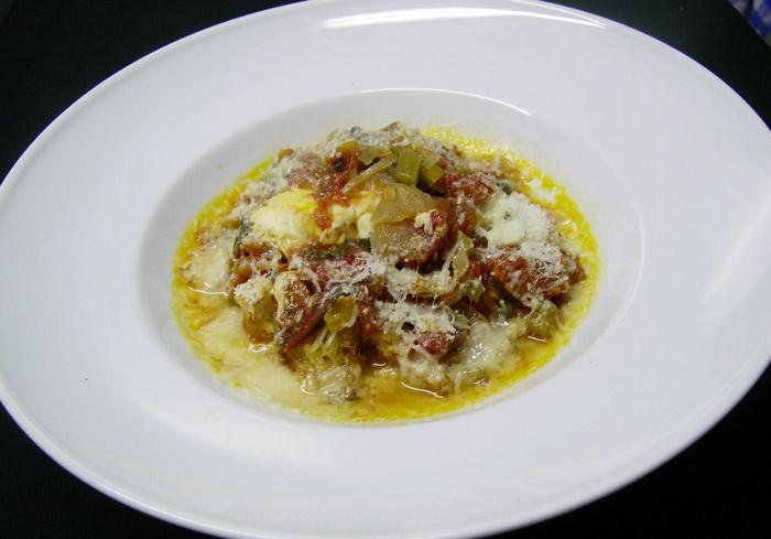 Maremma Aquacotta soup