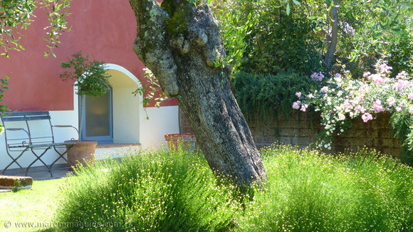 Romantic Maremma bed and breakfast Tuscany Italy