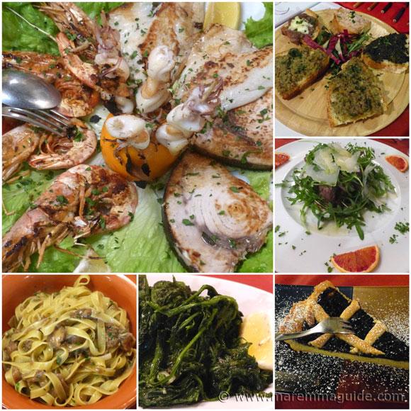 Maremma food Tuscany