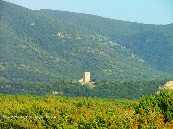 Maremma National Park: the Parco Regionale della Maremma Tuscany Italy