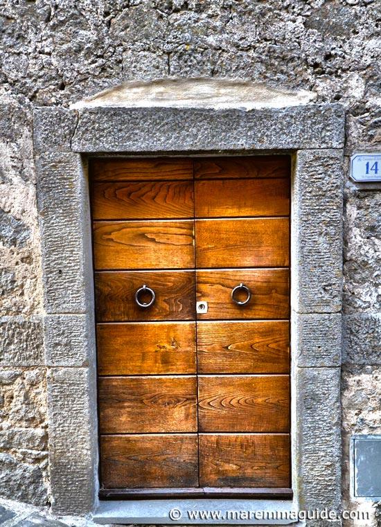 Tuscany cellar door