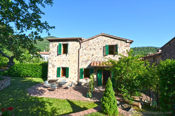 Maremma property for sale
