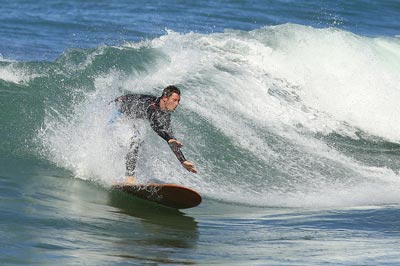 Maremma Toscana surf: surfing in Tuscany