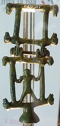 Maremma treasure: Etruscan monkey