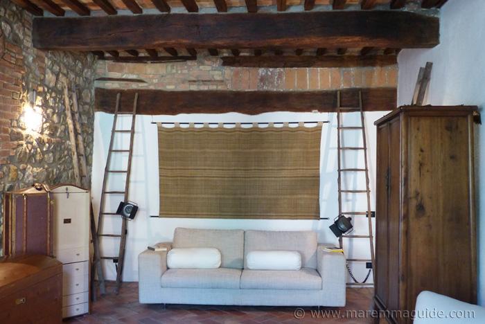 Maremma Tuscany apartments.