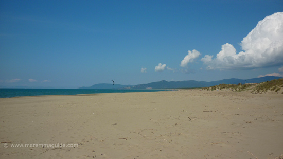 Marina di Grosseto: Tuscany in April