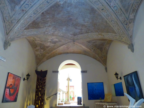Self catering accommodation in Massa Marittima Italy