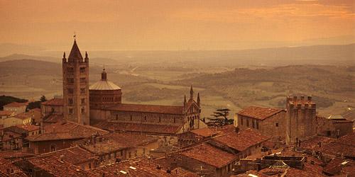 Massa Marittima, Maremma Tuscany