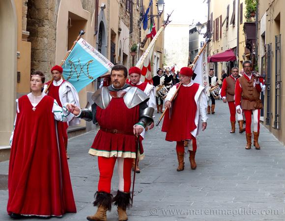 Festa di San Cerbone Massa Marittima: Terziere di Cittanuova