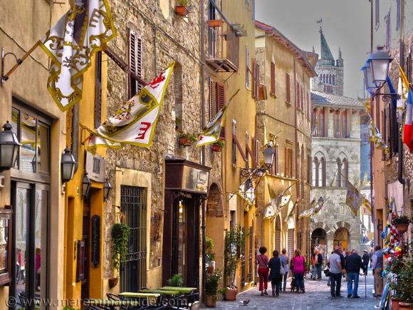 Massa Marittima Tuscany Italy