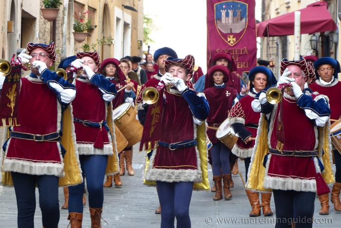Massa Marittima Tuscany tour.