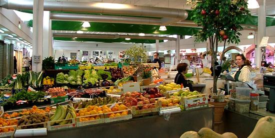 Tuscany market: Mercato Coperto Follonica Maremma Tuscany