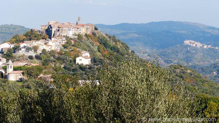 Montegiovi, Castel del Piano, Tuscany.