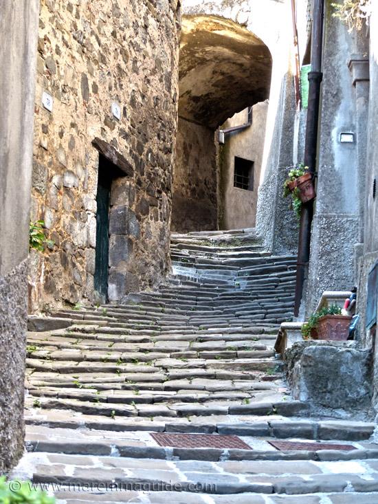 Montelaterone Tuscany Italy
