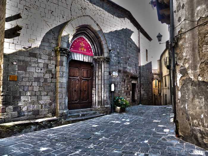 Chiesa di San Clemente Montelaterone