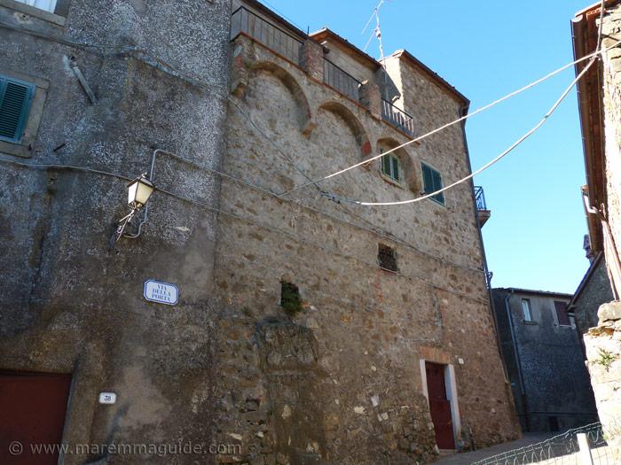 Via della Porta Montelaterone