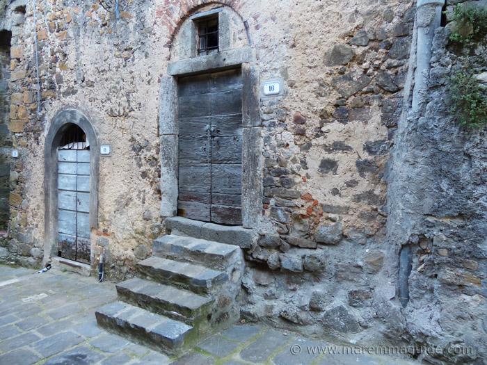 Montelaterone Tuscany Italy.