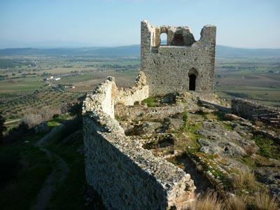 Montemassi castle Maremma Tuscany Italy