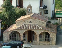 Chiesa di Santa Maria delle Grazie a Montemassi, Roccastrada, Maremma