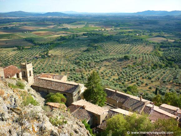 Montemassi Maremma Tuscany Italy