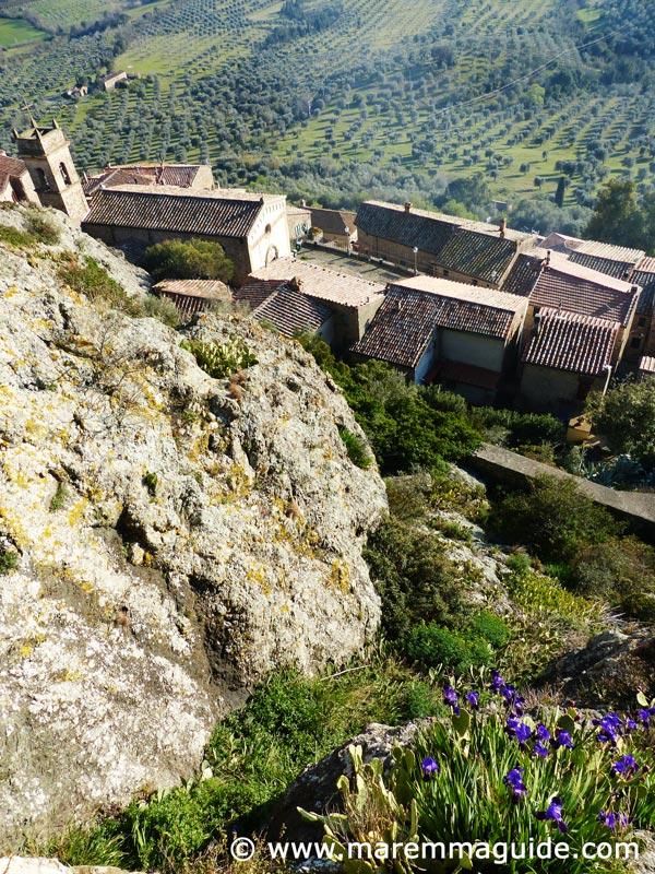 Montemassi Tuscany Italy