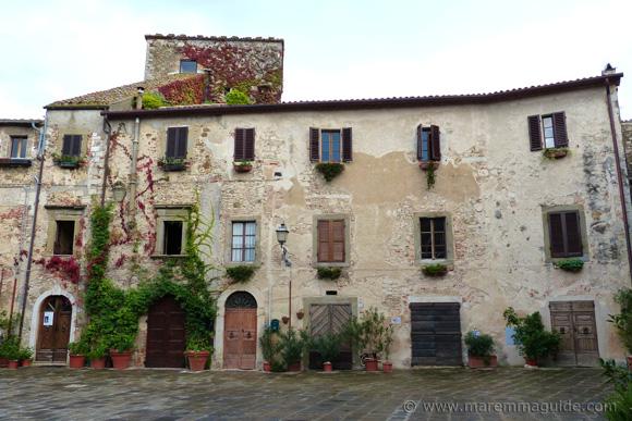 Montemerano Tuscany Italy