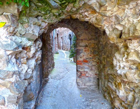 La Buca, Montemerano Maremma Italy