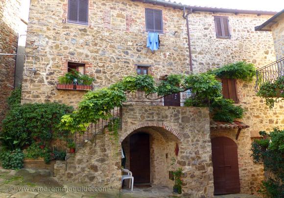 Montemerano property