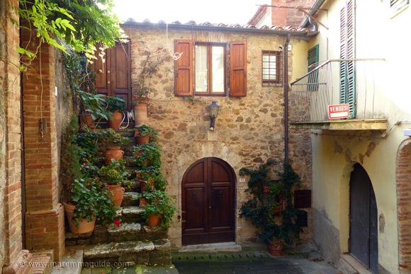 Montemerano real estate