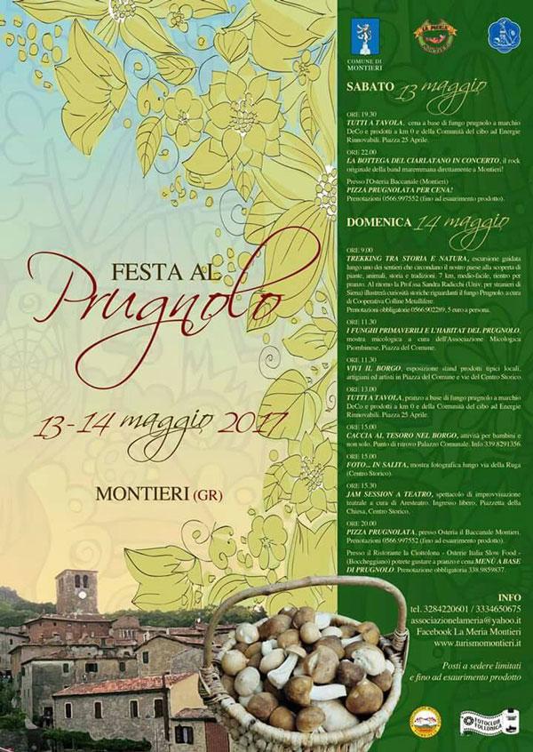 Montieri Festa al Prugnol